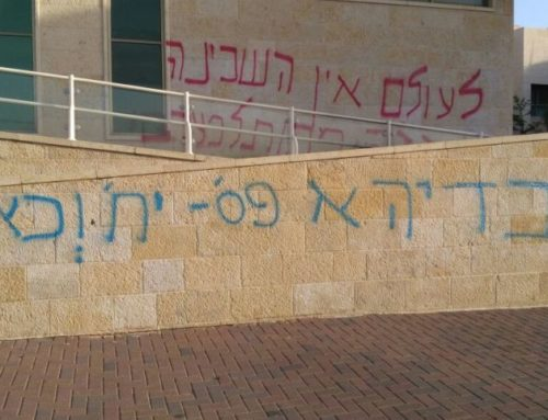 Incitement turns into death threats against Jewish leaders